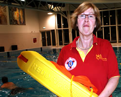 Hoofdzwembad Zwem-ABC